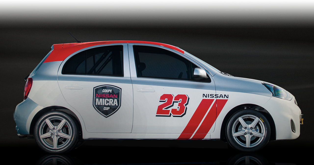 Nissan Micra Racing Car