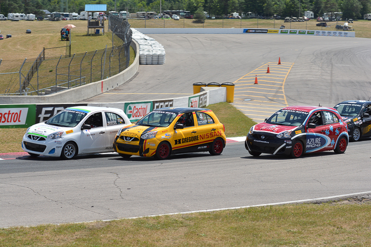 Coupe Nissan Micra Cup en photos, 7-10 JUILLET | CANADIAN TIRE MOTORSPORT PARK, ON - 13-170623132205
