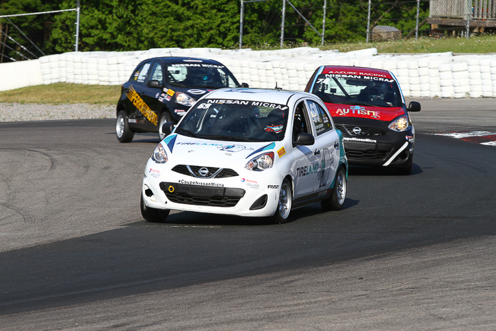 Coupe Nissan Micra Cup en photos, 7-10 JUILLET | CANADIAN TIRE MOTORSPORT PARK, ON - 13-170623132207