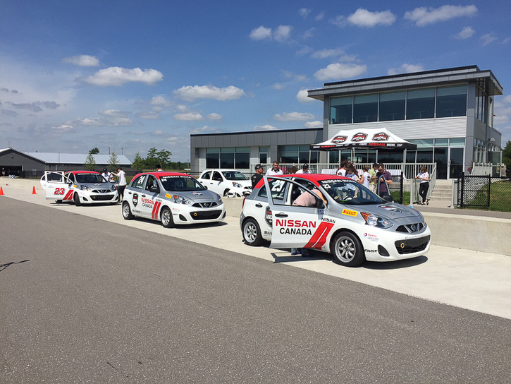 Coupe Nissan Micra Cup en photos, 7-10 JUILLET | CANADIAN TIRE MOTORSPORT PARK, ON - 13-1706231322080