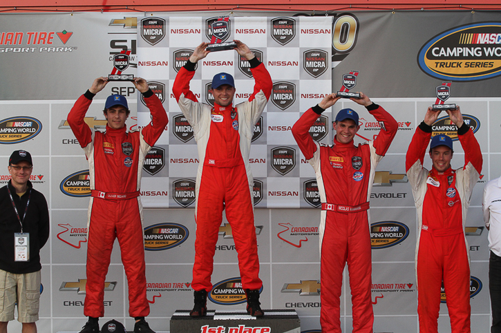 Coupe Nissan Micra Cup en photos, 2-4 SEPTEMBRE | CANADIAN TIRE MOTORSPORT PARK, ON - 17-170623132618