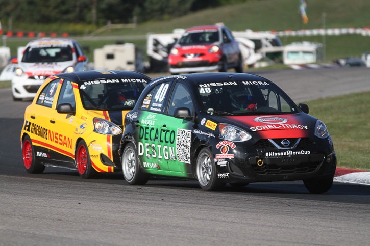 Coupe Nissan Micra Cup en photos, 2-4 SEPTEMBRE | CANADIAN TIRE MOTORSPORT PARK, ON - 17-1706231326190