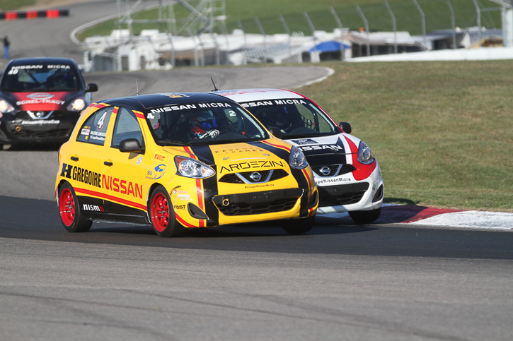 Coupe Nissan Micra Cup en photos, 2-4 SEPTEMBRE | CANADIAN TIRE MOTORSPORT PARK, ON - 17-170623132619