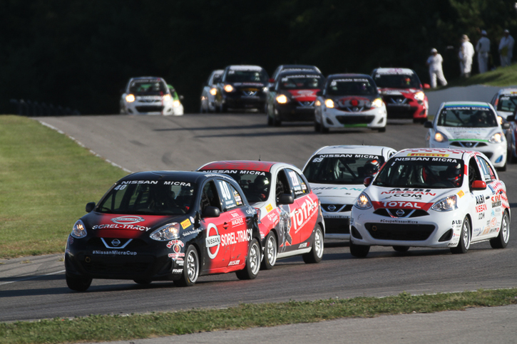 Coupe Nissan Micra Cup en photos, 2-4 SEPTEMBRE | CANADIAN TIRE MOTORSPORT PARK, ON - 17-1706231326200