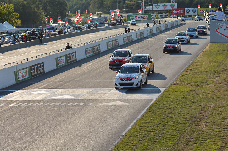 Coupe Nissan Micra Cup en photos, 2-4 SEPTEMBRE | CANADIAN TIRE MOTORSPORT PARK, ON - 17-1706231326210