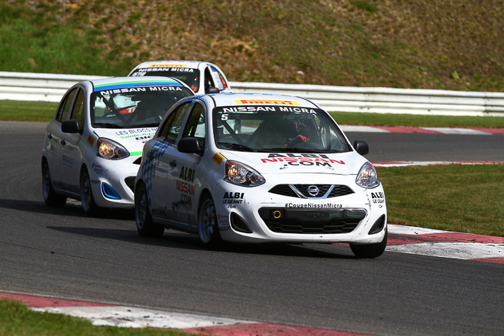 Coupe Nissan Micra Cup en photos, 23-25 SEPTEMBRE | CIRCUIT MONT-TREMBLANT, QC - 18-170623132714