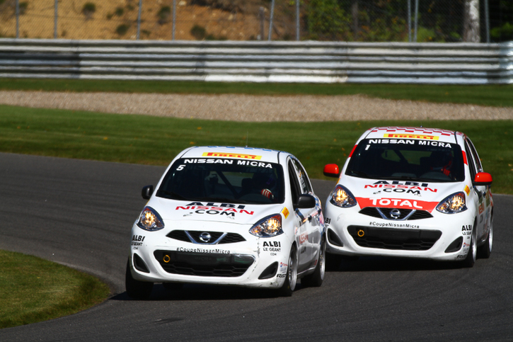 Coupe Nissan Micra Cup en photos, 23-25 SEPTEMBRE | CIRCUIT MONT-TREMBLANT, QC - 18-170623132715