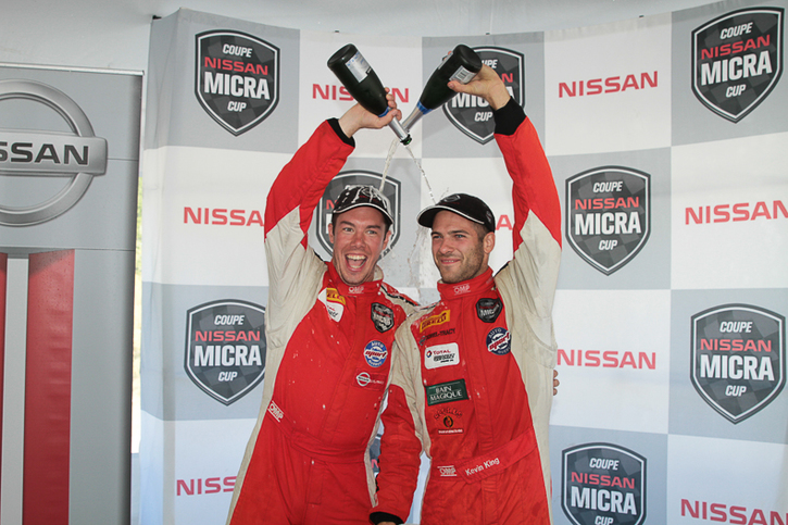 Coupe Nissan Micra Cup en photos, 23-25 SEPTEMBRE | CIRCUIT MONT-TREMBLANT, QC - 18-1706231327170