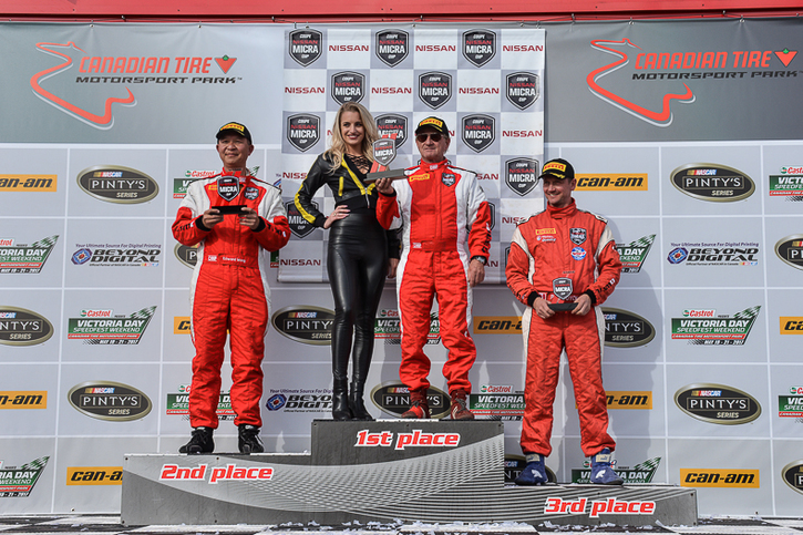 Coupe Nissan Micra Cup en photos, 19-21 MAI | CANADIAN TIRE MOTORSPORT PARK, ON - 19-1706231330210