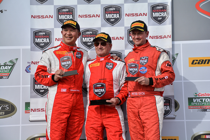 Coupe Nissan Micra Cup en photos, 19-21 MAI | CANADIAN TIRE MOTORSPORT PARK, ON - 19-1706231330220
