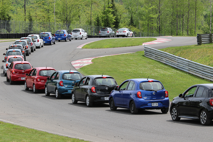 Coupe Nissan Micra Cup en photos, 26-28 MAI | CIRCUIT MONT-TREMBLANT, QC - 20-170623133114