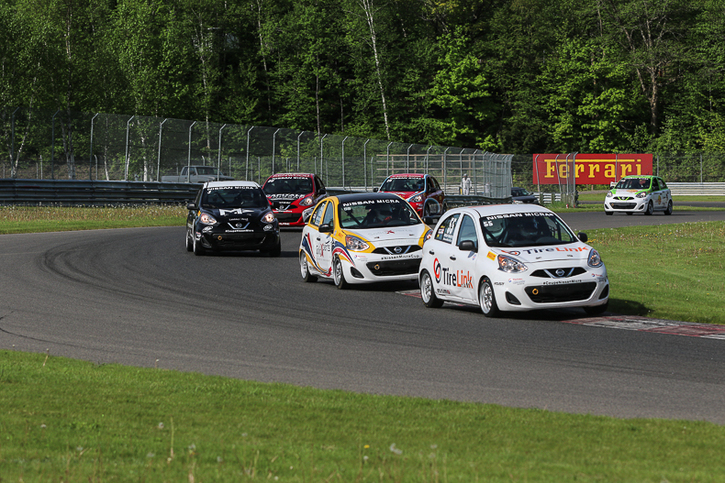 Coupe Nissan Micra Cup en photos, 26-28 MAI | CIRCUIT MONT-TREMBLANT, QC - 20-1706231331170