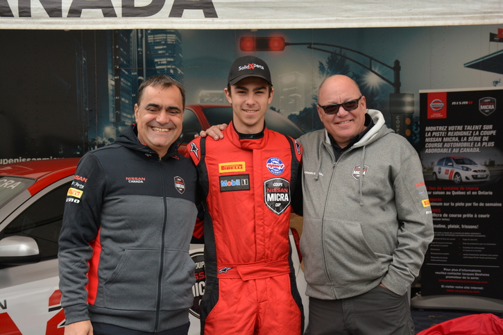 Coupe Nissan Micra Cup en photos, 21-23 SEPTEMBRE | CIRCUIT MONT-TREMBLANT, QC - 33-180924145751