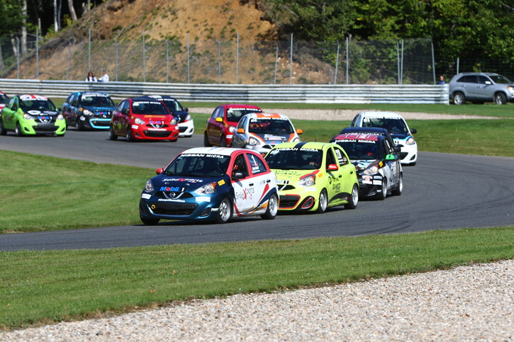Coupe Nissan Micra Cup en photos, 21-23 SEPTEMBRE | CIRCUIT MONT-TREMBLANT, QC - 33-180924150307