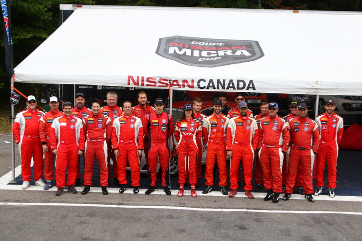 Coupe Nissan Micra Cup en photos, 21-23 SEPTEMBRE | CIRCUIT MONT-TREMBLANT, QC - 33-180924150357
