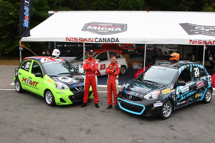 Coupe Nissan Micra Cup en photos, 21-23 SEPTEMBRE | CIRCUIT MONT-TREMBLANT, QC - 33-180924150406