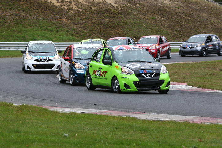 Coupe Nissan Micra Cup en photos, 21-23 SEPTEMBRE | CIRCUIT MONT-TREMBLANT, QC - 33-180924150543
