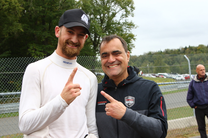 Coupe Nissan Micra Cup en photos, 21-23 SEPTEMBRE | CIRCUIT MONT-TREMBLANT, QC - 33-180924150552