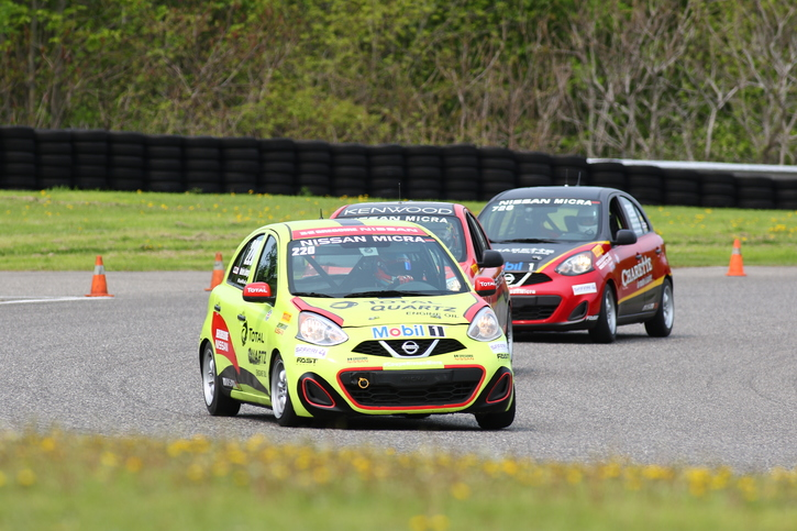 Coupe Nissan Micra Cup en photos, 1-2 JUIN | Calabogie Motorsport Park, ON - 35-190604021109