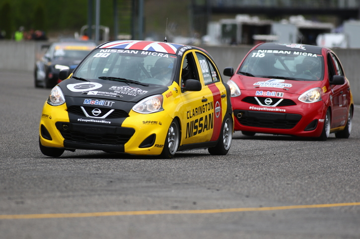 Coupe Nissan Micra Cup en photos, 1-2 JUIN | Calabogie Motorsport Park, ON - 35-190604021125