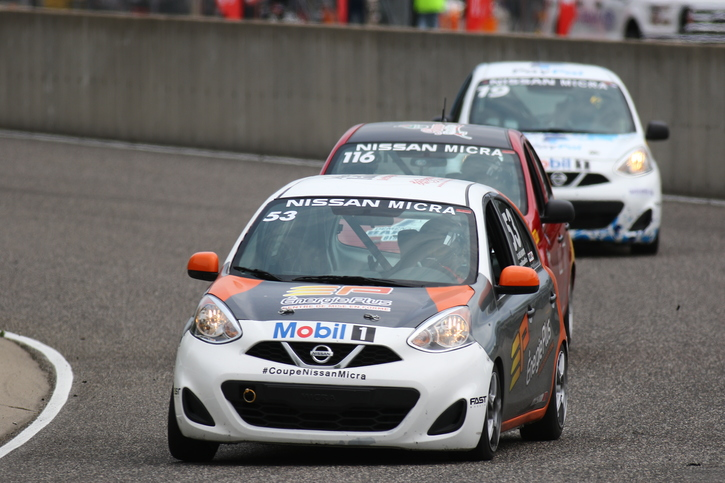Coupe Nissan Micra Cup en photos, 1-2 JUIN | Calabogie Motorsport Park, ON - 35-190604021129