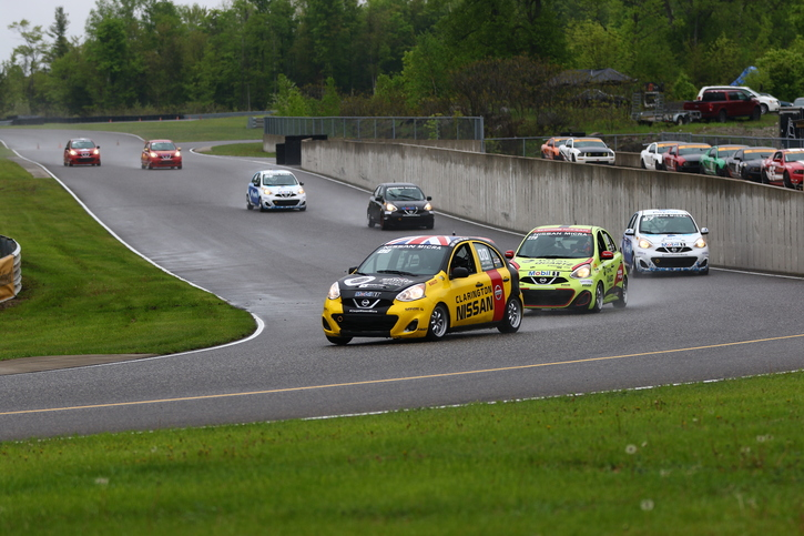 Coupe Nissan Micra Cup en photos, 1-2 JUIN | Calabogie Motorsport Park, ON - 35-190604021323