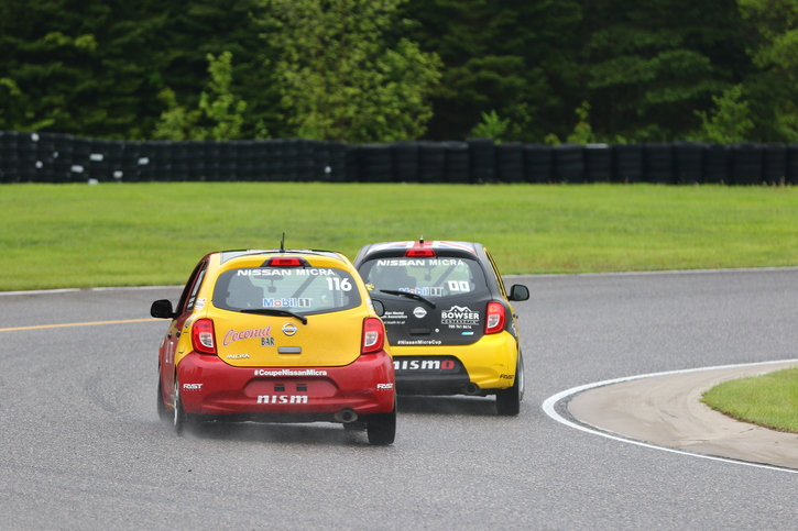 Coupe Nissan Micra Cup en photos, 1-2 JUIN | Calabogie Motorsport Park, ON - 35-190604021455