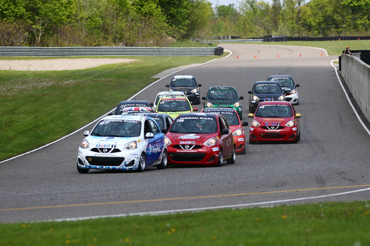 Coupe Nissan Micra Cup en photos, 1-2 JUIN | Calabogie Motorsport Park, ON - 35-190604021506