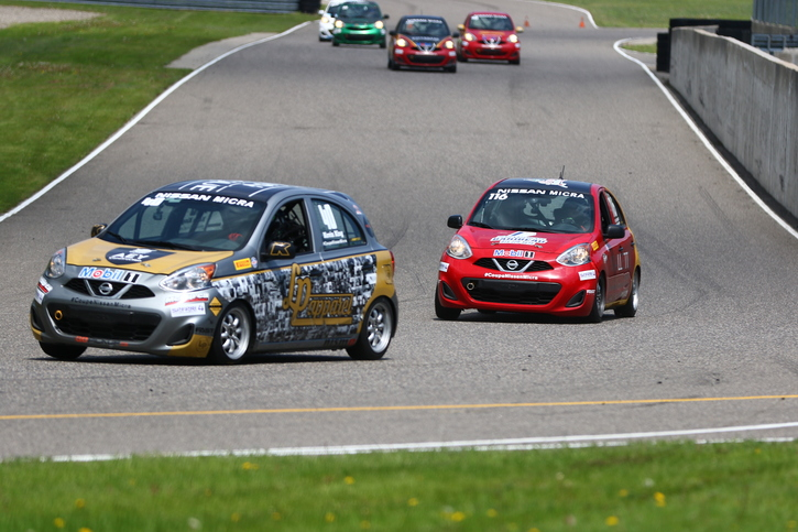 Coupe Nissan Micra Cup en photos, 1-2 JUIN | Calabogie Motorsport Park, ON - 35-190604021509