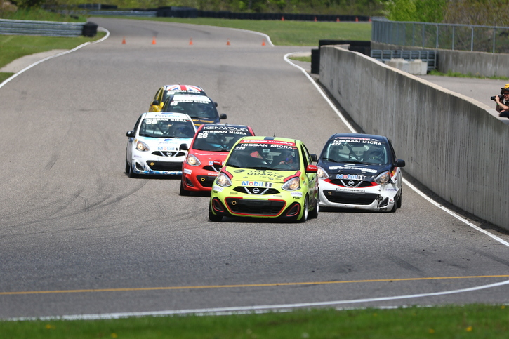 Coupe Nissan Micra Cup en photos, 1-2 JUIN | Calabogie Motorsport Park, ON - 35-190604021516