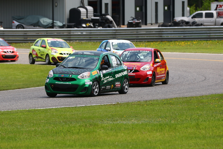 Coupe Nissan Micra Cup en photos, 1-2 JUIN | Calabogie Motorsport Park, ON - 35-190604021645