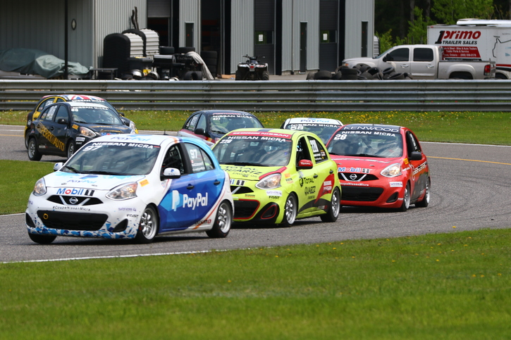 Coupe Nissan Micra Cup en photos, 1-2 JUIN | Calabogie Motorsport Park, ON - 35-190604021657
