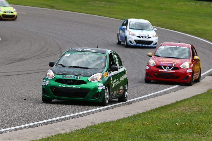Coupe Nissan Micra Cup en photos, 1-2 JUIN | Calabogie Motorsport Park, ON - 35-190604021708