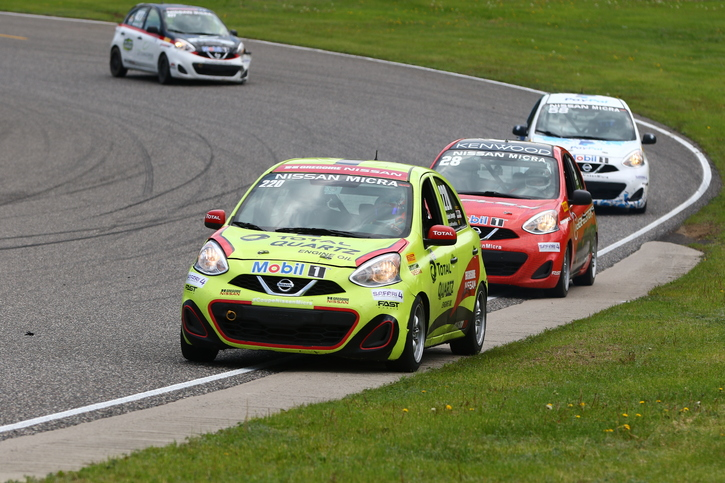Coupe Nissan Micra Cup en photos, 1-2 JUIN | Calabogie Motorsport Park, ON - 35-190604021711