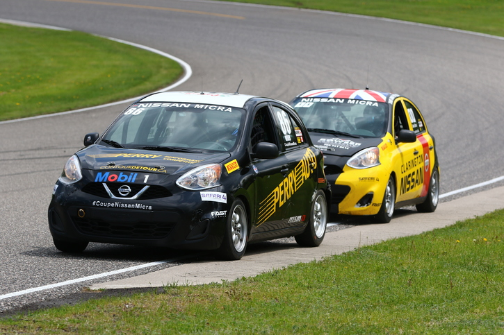 Coupe Nissan Micra Cup en photos, 1-2 JUIN | Calabogie Motorsport Park, ON - 35-190604021719