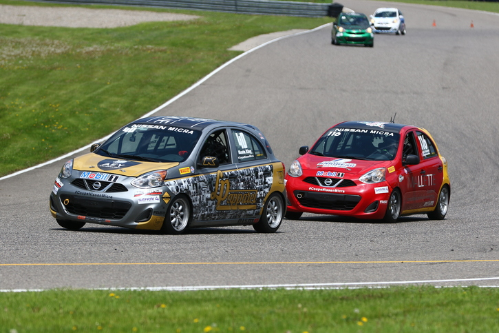 Coupe Nissan Micra Cup en photos, 1-2 JUIN | Calabogie Motorsport Park, ON - 35-190604021722