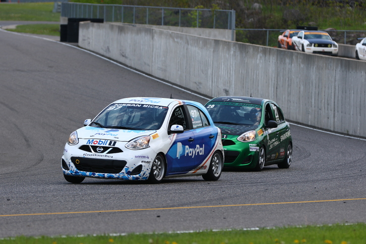 Coupe Nissan Micra Cup en photos, 1-2 JUIN | Calabogie Motorsport Park, ON - 35-190604021912