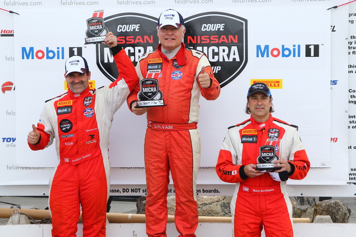 Coupe Nissan Micra Cup en photos, 1-2 JUIN | Calabogie Motorsport Park, ON - 35-190604021940