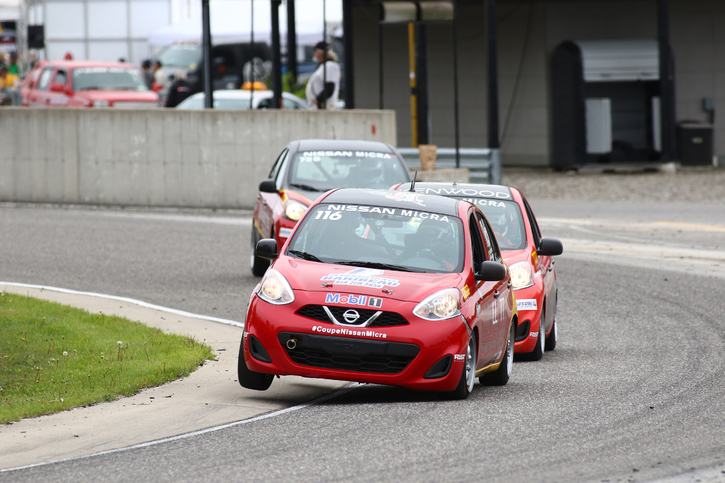 Coupe Nissan Micra Cup en photos, 1-2 JUIN | Calabogie Motorsport Park, ON - 35-190604022006